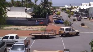 Oz croc taxi