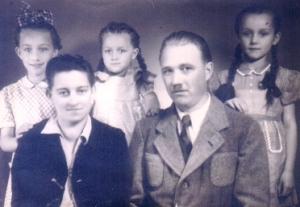 GG 1940 Kazy Family