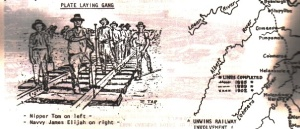 Chapter 3 1869 James Elijah Unwin on Railway