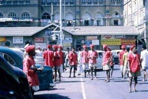 1967 Bombay coolies