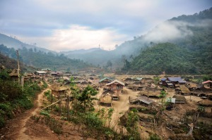 27-David-Lazar-Laos-Village