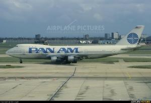 PANAM Plane