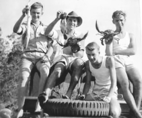 1957 Army Buddies late 50s 004
