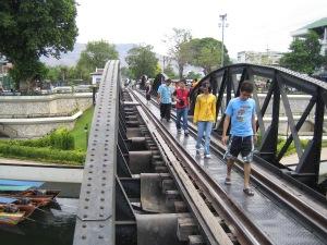 2006 Kanchanaburi trip