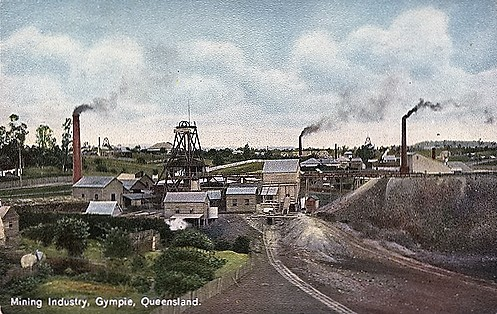 mining industry gympie