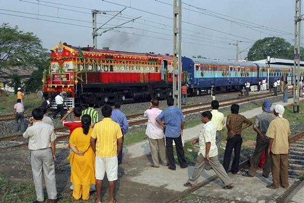 Kolkata rail