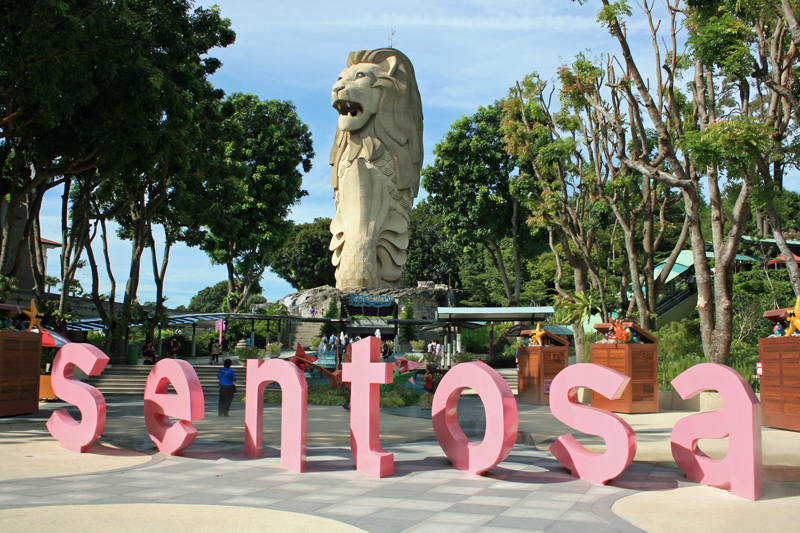 tourist-attractions-in-sentosa-island-singapore