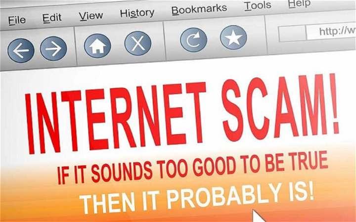 internetscam
