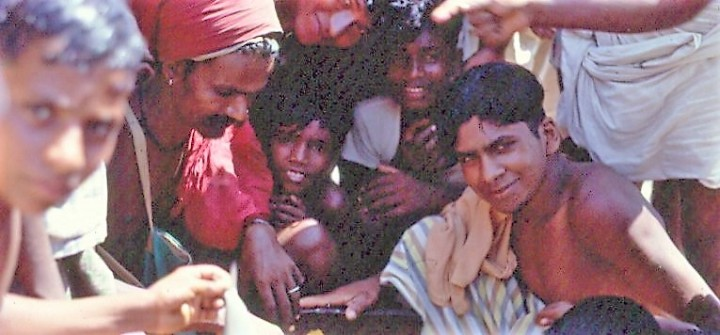 1967 Bombay Meat Market
