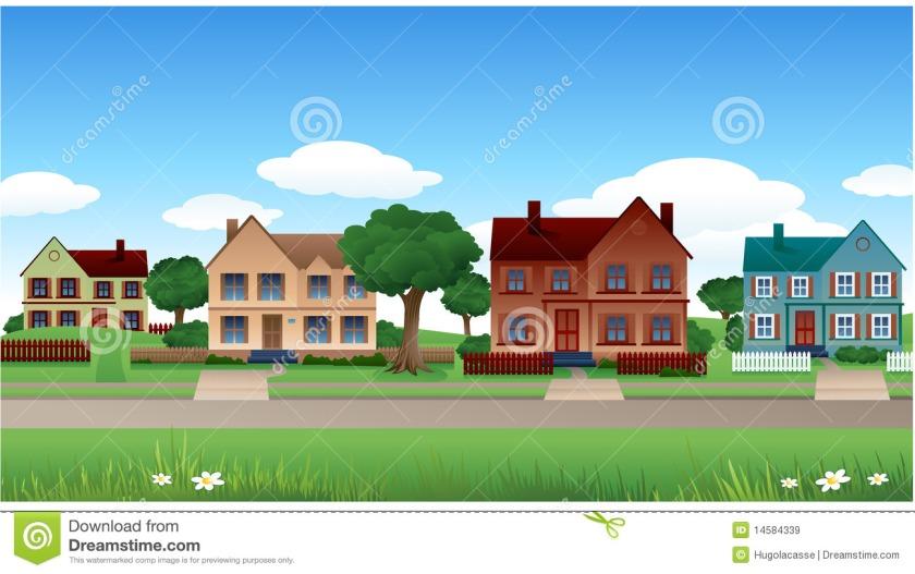 neighborhood-street-clipart-suburb-house-background-n5hyjD-clipart